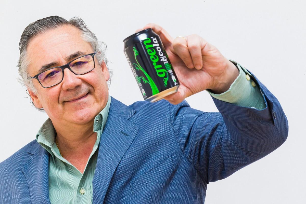 Iñigo Madariaga, presidente de Green Cola