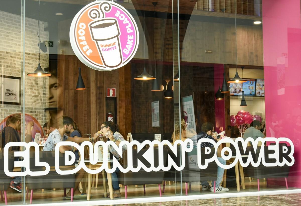 Dunkin Coffee aperturas restaurantes