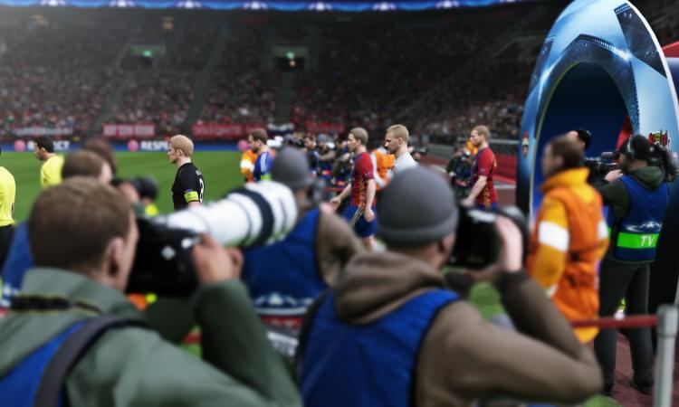 PES 2017 fútbol virtual