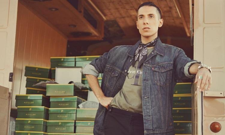 Jesús Reyes para Grupo Pitillos en su nuevo fashion film
