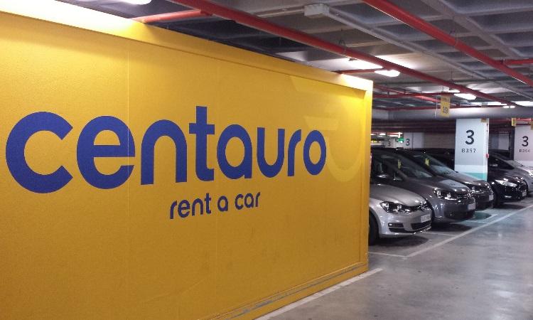 Compañia alquiler coches Centauro