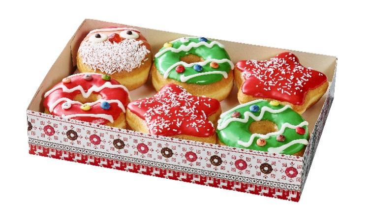 Dunkin Coffee Navidad