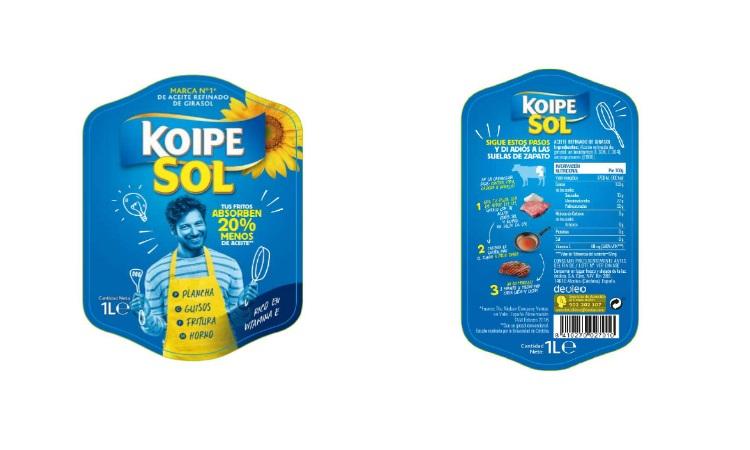 Nueva imagen Koipe Sol