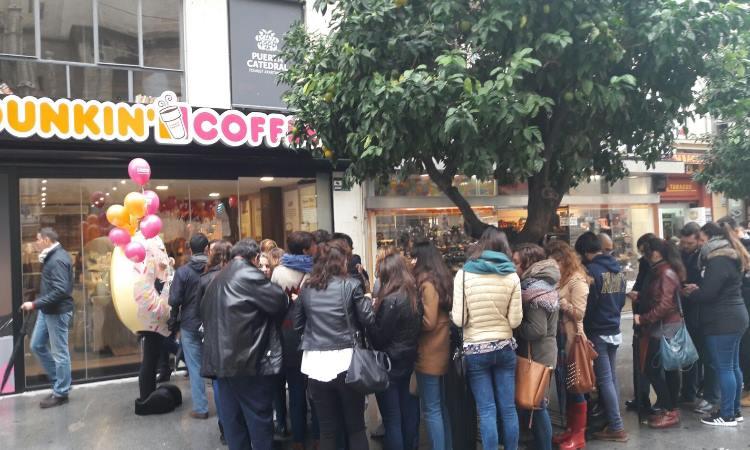 Dunkin Coffee Sevilla