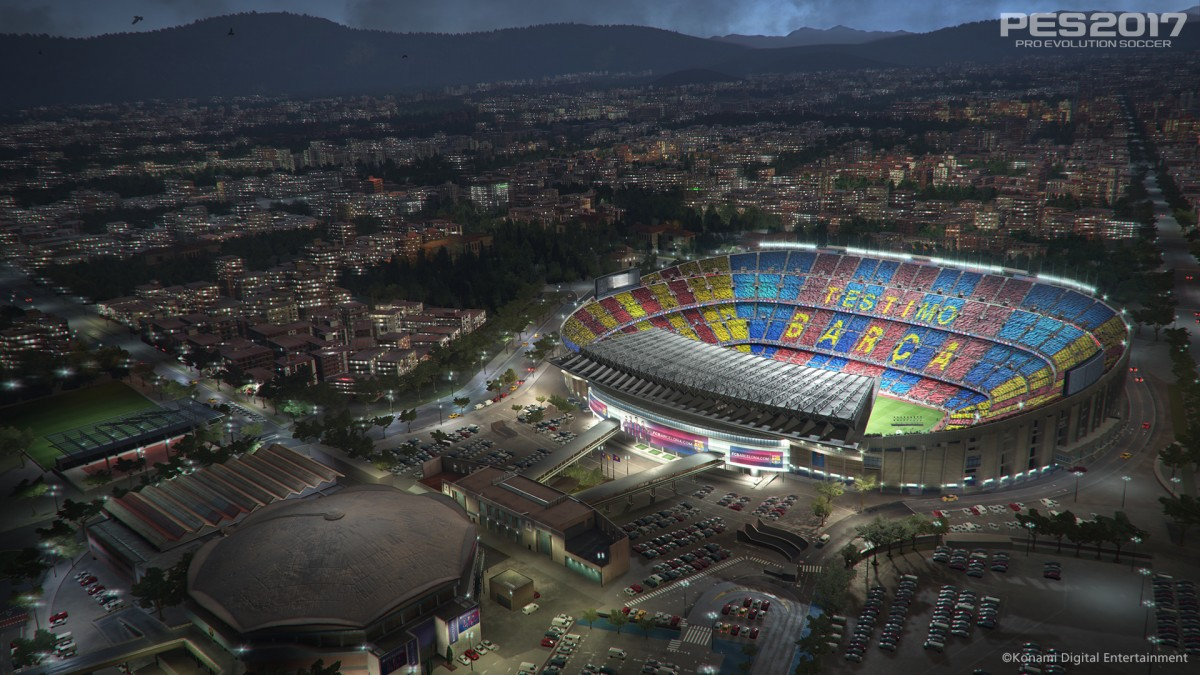 eSport Camp Nou