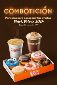 DUNKIN COFFEE BLACK FRIDAY 2017