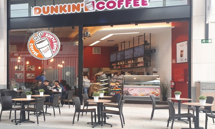 Dunkin' Coffee Alisios