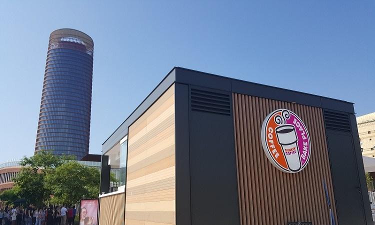 Dunkin' Coffee Torre Sevilla 1