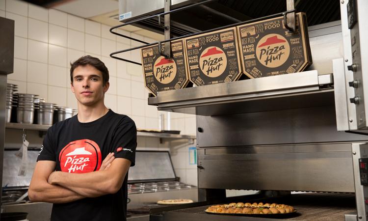 Pizza Hut Alex Marquez 3
